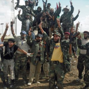 Qaddafi Defiant After Rebel Takeover
