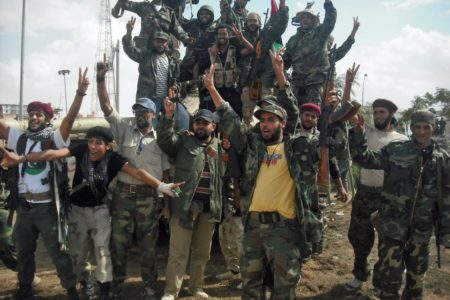 Qaddafi Defiant After Rebel Takeover
