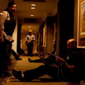 Journalists Kept in Hotel as Battle Rages Outside