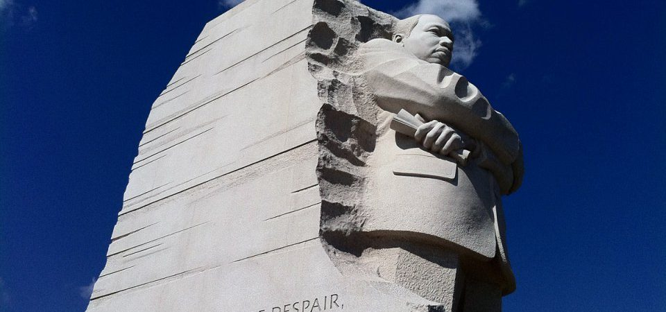 A Dream Fulfilled, Martin Luther King Memorial Opens