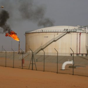 The Scramble for Access to Libya's Oil Wealth Begins
