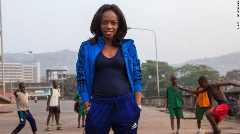 Isha Johansen to stand for re-election as president of Sierra Leone's Football Association