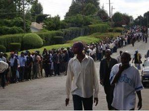 EU: spot checks show confusion, not conspiracy in Kenyan election