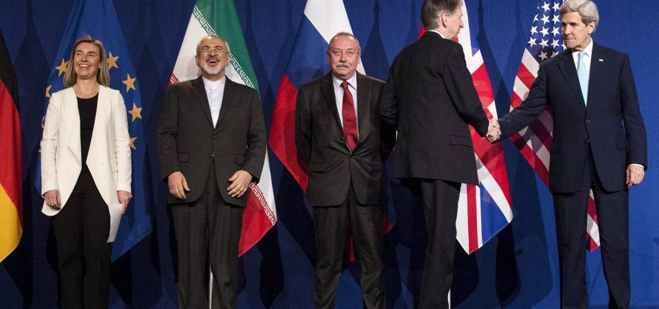 Iran celebrate a future with no sanctions after nuclear deal